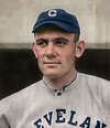 Ray Chapman - Cleveland Indians (1919)