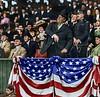 The 1st First Ball - President William Howard Taft - Washington, D.C. (4/14/1910)
