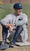 Shoeless Joe Jackson - Cleveland Naps (1913)