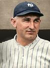 Carl Mays - New York Yankees (1920)