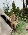 Brigadier General Smedley D. Butler, USMC @ Gettysburg, PA (1922)