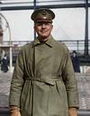 Captain Christy Mathewson, US Army (1918)