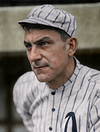 "Napoleon ""Nap"" Lajoie - Philadelphia Athletics (1915)"