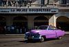 Purple And Proud, Havana Cuba