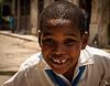 Smiling Cuba Schoolboy in Havana Cuba