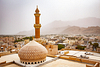 The view from Nizwa Fortress.