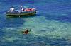 Swimming for shore in Mahdiyya.