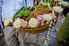 Fresh jasmine for sale in Sidi Bou Said. Tunis.