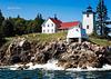 Swan's Island Lighthouse
