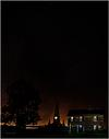 Henry House at Night - Manassas