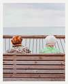 'Coney Island Gals' - 11.4 X 14 inches- £40