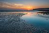 Cuckmere Haven sunset