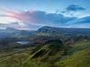 First light at the Quiraing