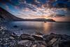 Lulworth Cove sunrise