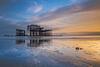 Brighton West Pier Standing still