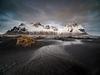Black Sands of Stokksnes