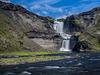 Ofaerufoss waterfall