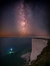 Beachy Head Milky Way