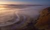 Misty Cuckmere valley