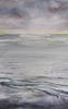 Early Morning Seascape, watercolour on paper, 2017 SOLD