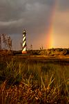 October Rainbow, Hatteras