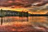 Red Dawn, Bass Lake