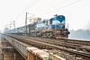 Indian blue train