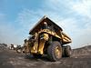Haul Truck in Pakri Barwadih coal block in Jharkhand