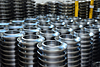 Auto components ready for dispatch from Industry