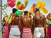 rituals during manda puja