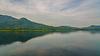 Landscape view of Dimna lake in Jamshedpur