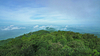 Top view of Dalma hill located in Jharkhand