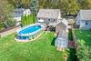 Drone real estate photography in Metuchen 08840 NJ