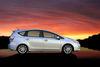 Toyota Prius V Sunset