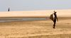 Fisherman on Madhurawada Beach, Vizag