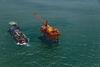 Oil Rig - K G Basin