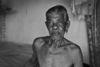 Sri Lankan old man
