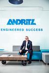 Josef Ullmer, CEO, Andritz Hydro