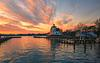 Edenton Lighthouse Sunset