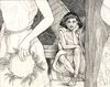 """Illustration for """"HELEN ON 86TH STREET"""""""