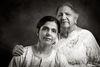 Anuradha Sharma and her Mom Mrs. Mallick.