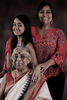 Mimi and Titli Chakrabarti and Namita Sen.