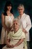 Rita and Mallika Arya. And Rita's Mom, Mrs. Chowdhry.