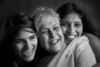 Gopika & Sitara Chowfla. And Gopi's Mom, Ms Rekha Khakhar.