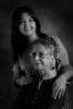 Priti Sood and her Mom, Renu Sud.
