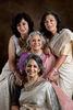 Jyoti Malhotra, with her Mom, Indira Malhotra and sisters, Gayatri Ghadiok and Deepti Nijhawan.