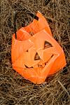 Plastic Pumpkin