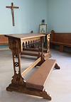 Gothic Revival Portable Communion Rails