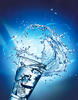 Eristoff vodka Liquid splash