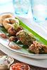 Food photography for Leela Hotels